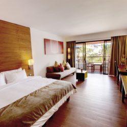 Poolview hotelkamer Phuket Kamala Beach Hotel