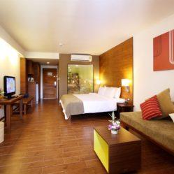 Poolview hotelkamer Phuket Kamala Beach Hotel 2