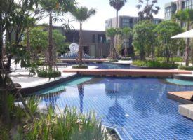 zeezicht appartement Lumpini Cha-am te huur
