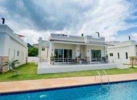 Oriental Sam Roi Yot pool villa -Deluxe-
