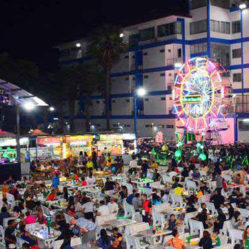khun Por Food court Huahin