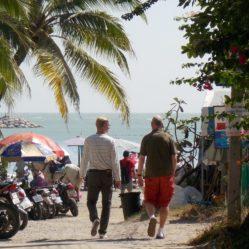 Hua hin takiab beach strand