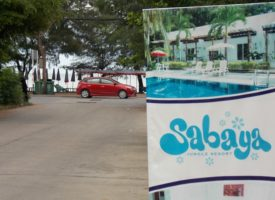 Leuke bungalow in Sabaya Resort Cha-am