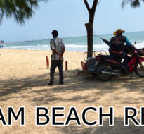 cha-am city beach resort