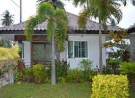 Huisje met keuken in Suan Bankrut Beach Resort
