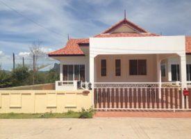 House Rental Cha-am at Arlek Resort