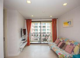appartement met Huahin strand zicht