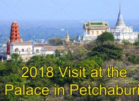 Visit the Petchaburi Palace