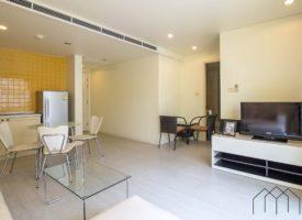 Centraal Huahin – aan het strand! appartement Mykonos
