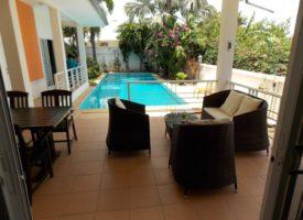 Super mooie villa met zwembad! Centrum Huahin