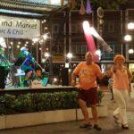 Tamarind Markt dansen