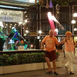 Tamarind avondmarkt
