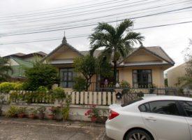Rent a holiday villa in Baan Suksabai village 1