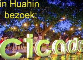 Cicada Markt Hua hin