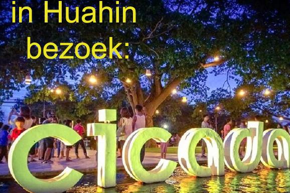 cicada markt Huahin