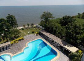 VIP Condochain Cha-am – appartement met groot balkon en zeezicht