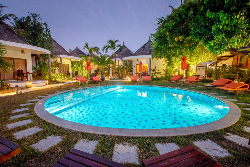 overwintering op Koh Samui - Secret Garden