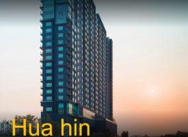 Fantastisch zicht! in deze Baan Kiangfa condo Hua hin