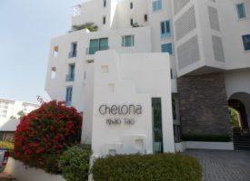 Voordelig! 4 personen in Chelona Hua Hin appartement