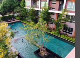 Voordelig en centraal appartement – Kun Khey Hua hin