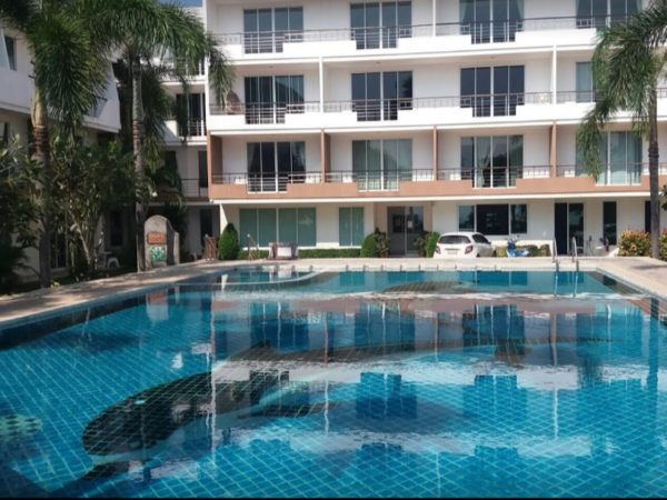 km beach condo appartement pranburi