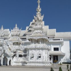 wat rong kun tempel