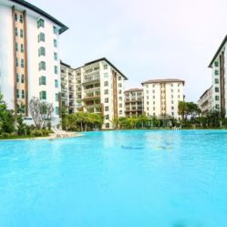 AD resort Cha-am Huahin zwembad (2)