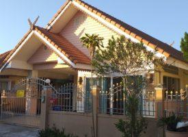 Compleet huis in Chiangrai