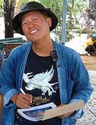 charlermchai artiest van de witte tempel