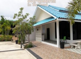 Arlek resort bungalow with kitchens are good for longstay
