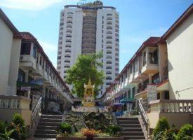 Golden Beach Cha-am condominium
