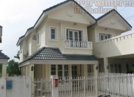 Rent this longterm Holiday House in Cha-am town