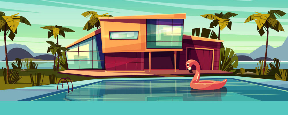 Pool villa for rent Thailand