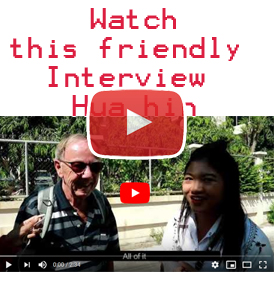 video interview tourist