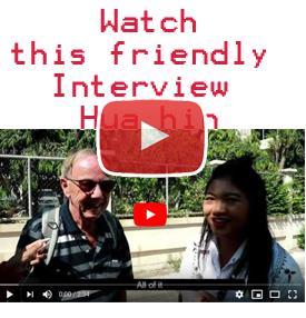 video interview tourist