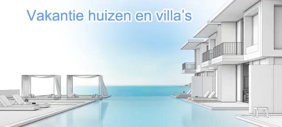 vakantiehuizen en villas Huahin