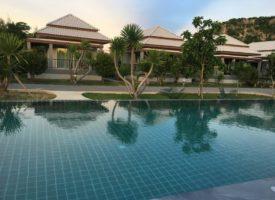 KP bungalow beach house – Khao Kalok natuurpark