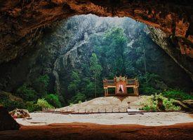 Bezienswaardigheid Phraya Nakhon grot