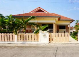 Huizenprijs zakt in Huahin door Corona