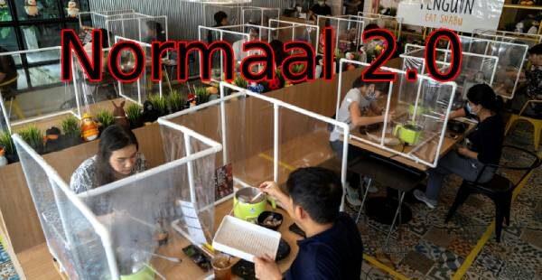 corona Thailand Normaal 2.0