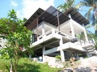 This Holiday Villa on Koh Tao Island