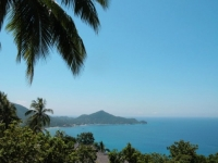 great amazing view at this Villa on Koh Tao Island