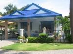 Vakantiehuis met tuin in Cha-am.JPG