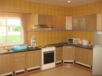 kitchen Tropicana Holiday Villa Cha-am