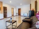 Livingroom in the villa