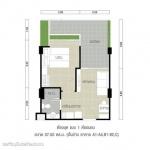 Lumpini appartement Cha-am met zwembad aan zee  (3).jpg