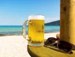 bier en strand Thailand