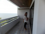 Ruim balkon met zeezicht @ Condochain