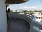 Big Balcony with Seaview at Condochain