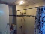 Badkamer in het apt